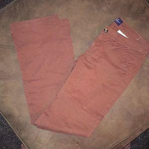 AE Rust Colored Khaki